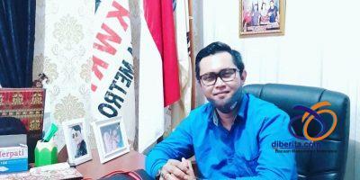 Ketua DPC KWRI Kota Metro